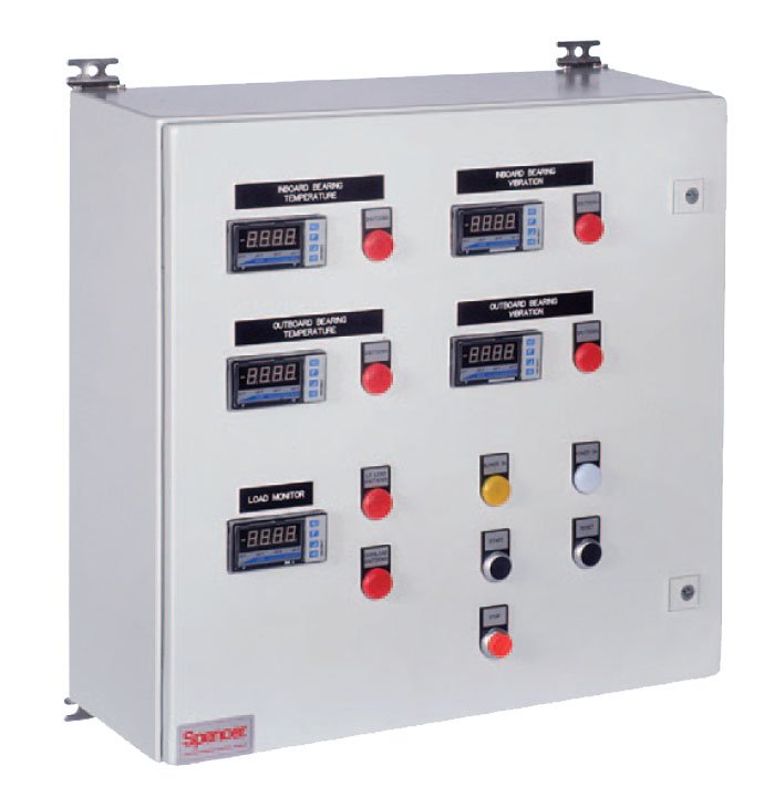 Spencer Analog Protection Control Panels